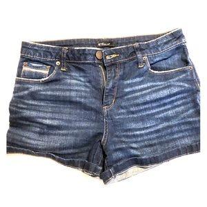 STS Blue: Denim Shorts